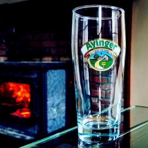 Правильный бокал для пива мерцен.