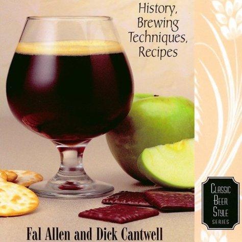 Об интересном сорте. Барливайн это вино? Barleywine. Книга о Барливайне от авторов Fall Allen и Dick Cantwell.