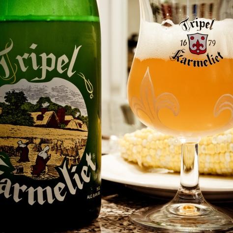 Об интересном сорте. Дуббель и трипель. Karmeliet. Что такое плотность пива? [Пиво, показатели.]