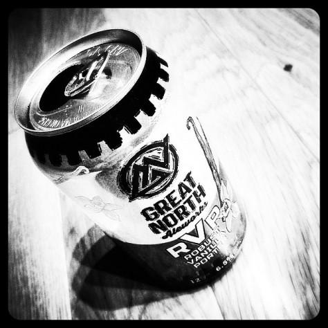 Обзор пива. Great North RVP.
