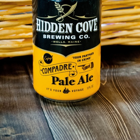 Обзор пива. Hidden Cove Compadre.