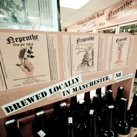 Крафтовая пивоварня. Candia Road Brewing Company.