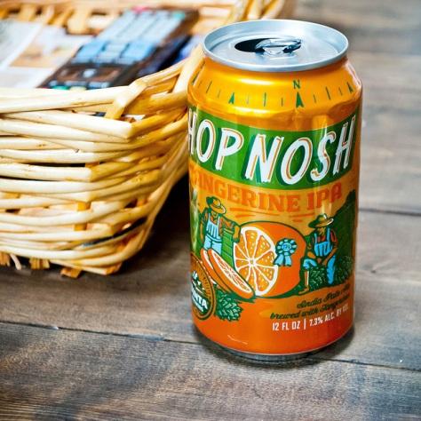 Обзор пива. Uinta Hop Nosh Tangerine IPA.