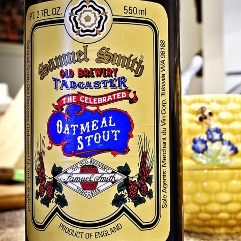 Виды стаутов. Samuel Smith's Oatmeal Stout. Обзор пива.
