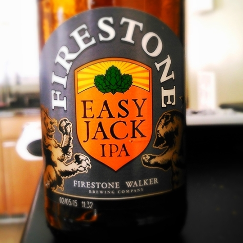 Обзор пива. Firestone Walker Easy Jack.