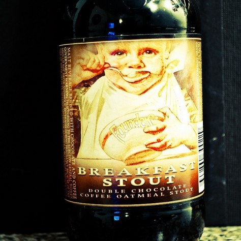 Обзор пива. Founders Breakfast Stout.