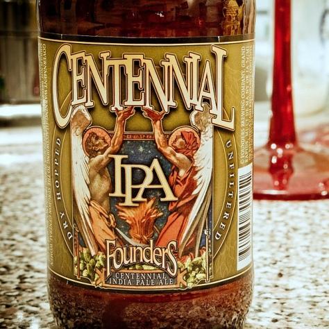 Обзор пива. Founders Centennial IPA.