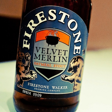 Обзор пива. Firestone Walker Velvet Merlin.
