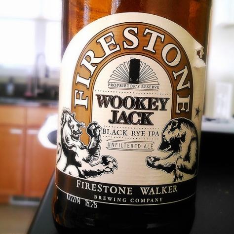 Обзор пива. Firestone Walker Wookey Jack.