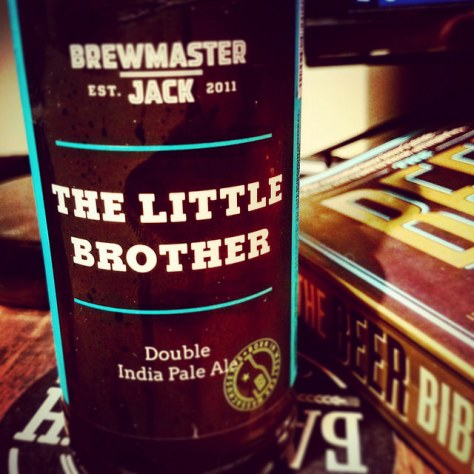 Обзор пива. Brewmaster Jack The Little Brother.