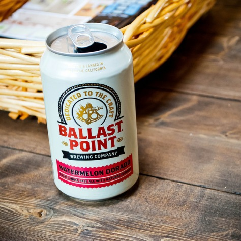 Обзор пива. Ballast Point Watermelon Dorado.