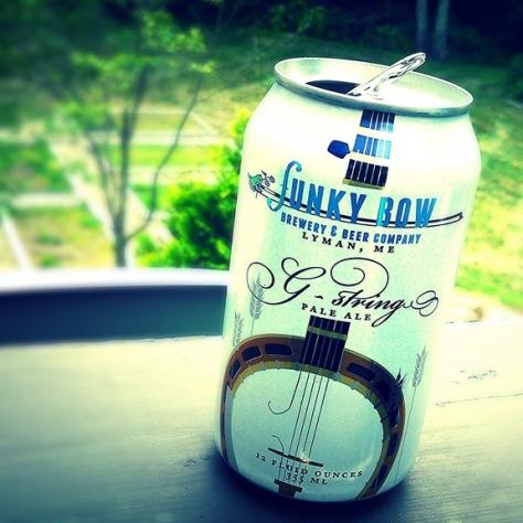 Обзор пива. Funky Bow G-String.