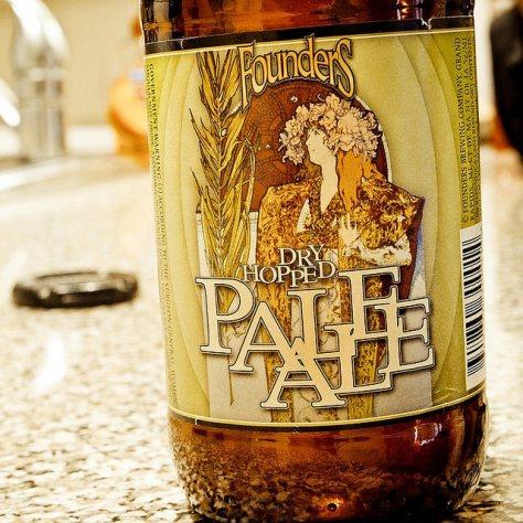 Хмель каскад. Cascade. Founders Pale Ale. Обзор пива.