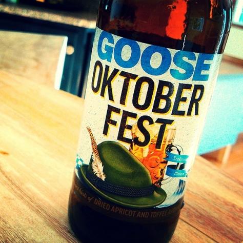 Обзор пива. Goose Island Oktoberfest.