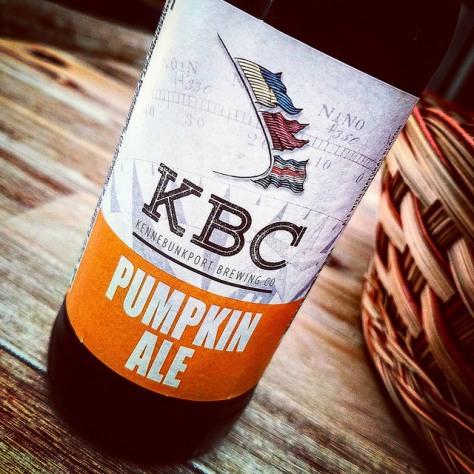 Обзор пива. Federal Jack's KBC Pumpkin Ale.