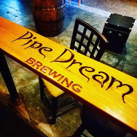Крафтовая пивоварня. Pipe Dream Brewery.
