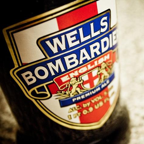 Обзор пива. Wells Bombardier.