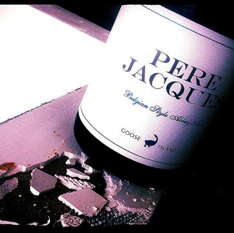 Обзор пива. Goose Island Père Jacques.