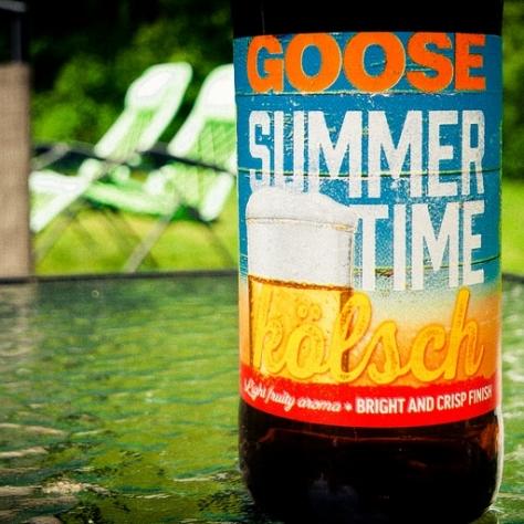 Обзор пива. Goose Island Summertime.