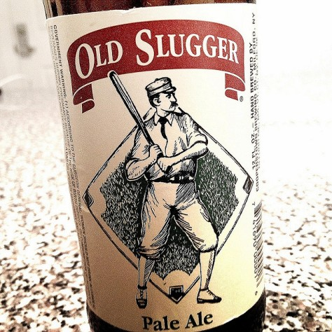 Обзор пива. Cooperstown Old Slugger.