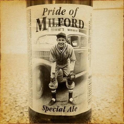 Обзор пива. Cooperstown Pride of Milford.