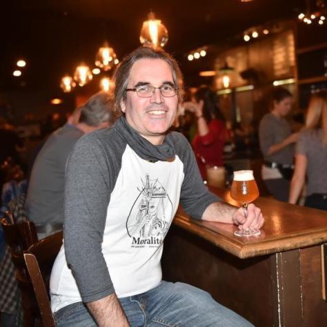 Крафтовая пивоварня. Dieu du Ciel! Jean-François Gravel.