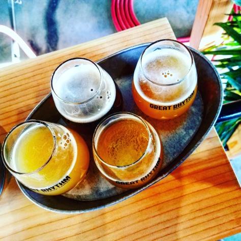 Крафтовая пивоварня. Great Rhythm Brewery.