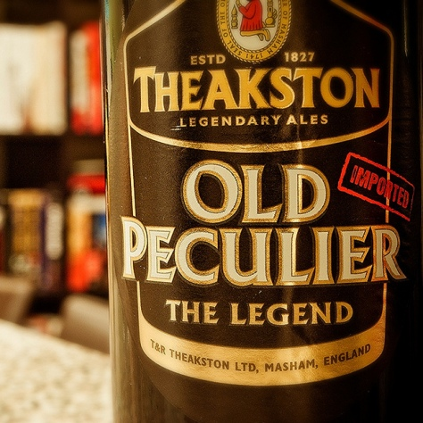 Обзор пива. Theakston Old Peculier.
