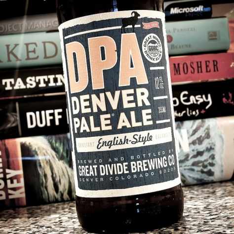 Обзор пива. Great Divide Denver Pale Ale.
