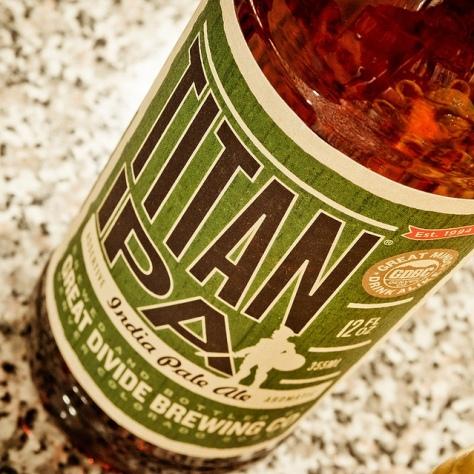 Обзор пива. Great Divide Titan IPA.