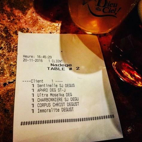 Крафтовая пивоварня. Dieu du Ciel!