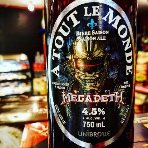 Обзор пива. Unibroue À Tout Le Monde.