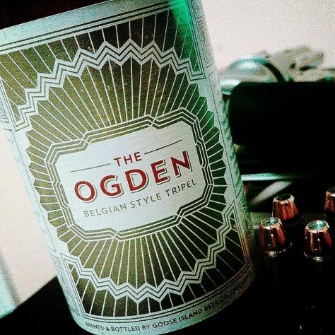 Обзор пива. Goose Island The Ogden.