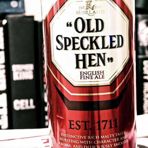 Обзор пива. Greene King Old Speckled Hen.