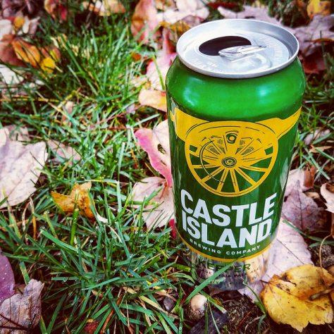 Обзор пива. Castle Island Keeper.