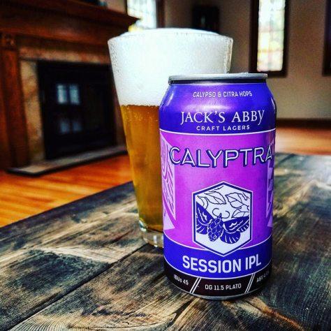 Обзор пива. Jack's Abby Calyptra.