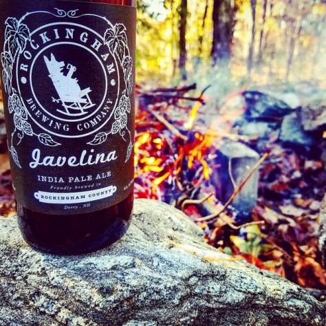 Обзор пива. Rockingham Javelina IPA.