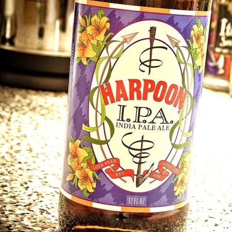Обзор пива. Harpoon IPA.