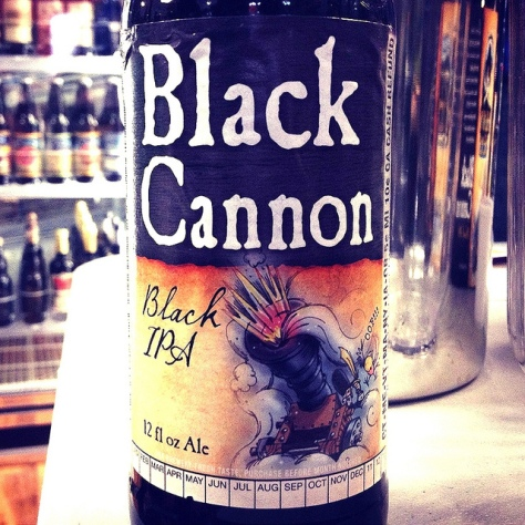 Обзор пива. Heavy Seas Black Cannon.