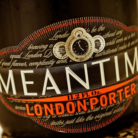 Обзор пива. Meantime London Porter.