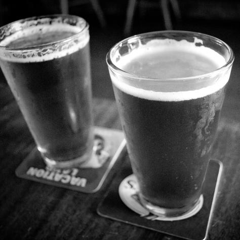 Крафтовая пивоварня. Gritty McDuffs Brewpub.