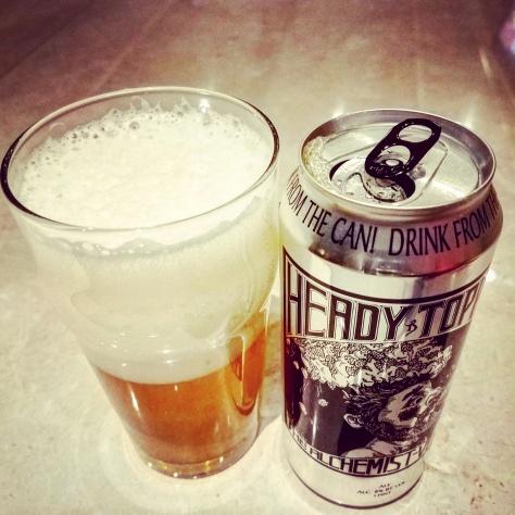 Крафтовая пивоварня. The Alchemist Brewery.
