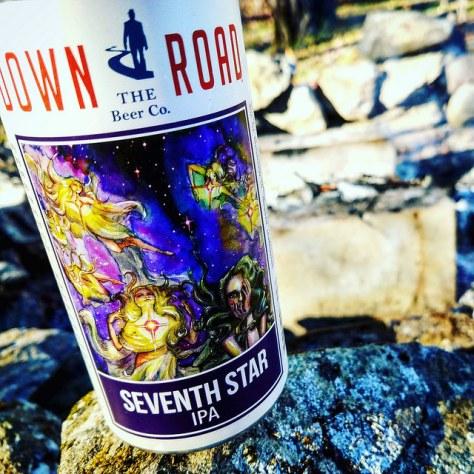 Обзор пива. Down the Road Seventh Star IPA.