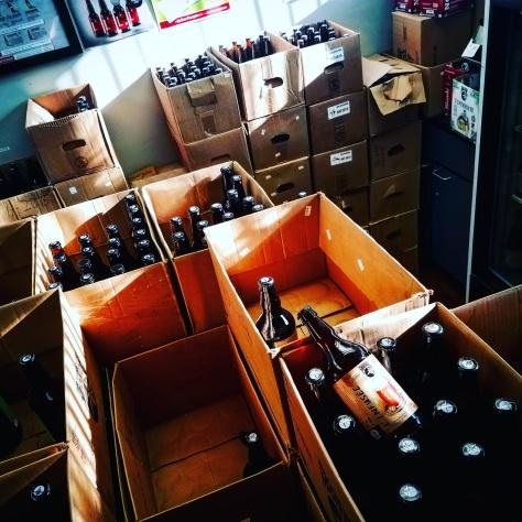 Крафтовая пивоварня. Brasseurs du Monde.