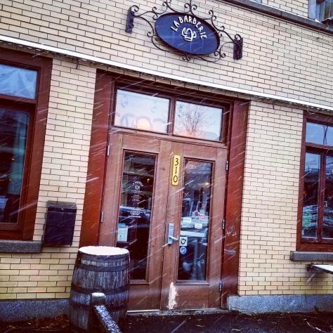 Крафтовая пивоварня. La Barberie Microbrasserie.