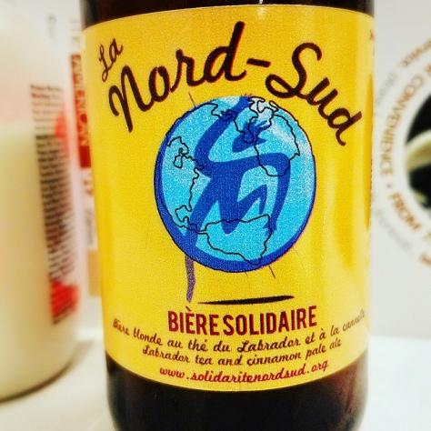 Обзор пива. Multi-Brasses La Nord-Sud.