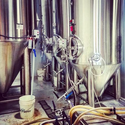 Крафтовая пивоварня. Microbrasserie Le BockAle.