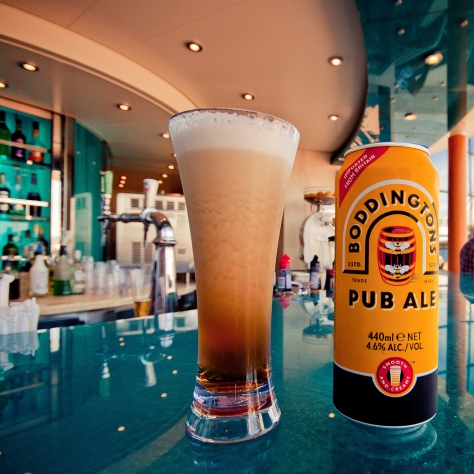 Обзор пива. Boddingtons Pub Ale.