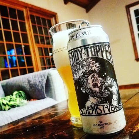 The Alchemist Heady Topper.