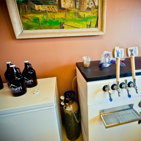 Крафтовая пивоварня. Kelsen Brewery.